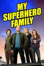 Cover My Superhero Family, Poster My Superhero Family