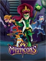 Cover Mysticons, Poster Mysticons