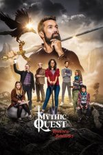Cover Mythic Quest: Raven's Banquet, Poster Mythic Quest: Raven's Banquet
