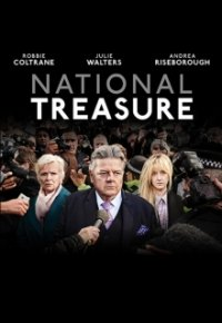 Cover National Treasure, TV-Serie, Poster