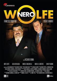 Cover Nero Wolfe, TV-Serie, Poster