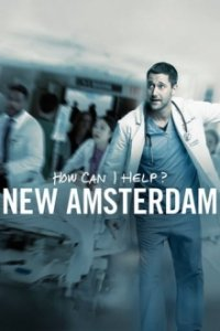 Cover New Amsterdam, New Amsterdam