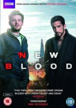 Cover New Blood, Poster New Blood