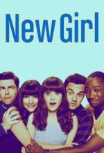 Cover New Girl, Poster New Girl