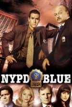 Cover New York Cops – NYPD Blue, Poster New York Cops – NYPD Blue