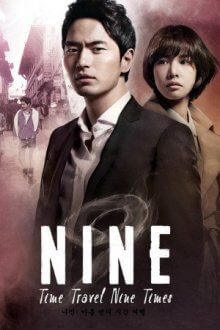 Cover Nine: 9 Times Time Travel, Poster