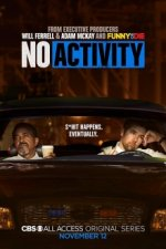 Cover No Activity, Poster No Activity