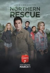 Poster, Northern Rescue Serien Cover