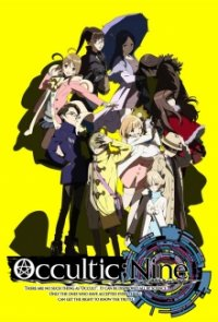 Occultic;Nine Cover, Poster, Blu-ray,  Bild