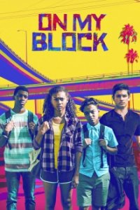 On My Block Serien Cover