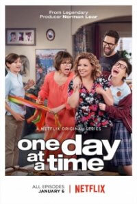 One Day at a Time 2017 Cover, Poster, Blu-ray,  Bild