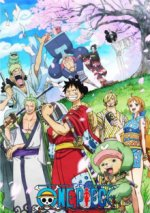 Cover One Piece, Poster One Piece