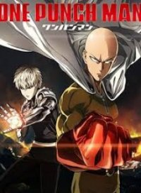 Cover One Punch Man, TV-Serie, Poster