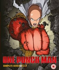 Cover One Punch Man, One Punch Man