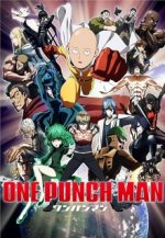 Cover One Punch Man, Poster One Punch Man