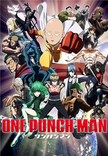 One Punch Man, Cover, HD, Serien Stream, ganze Folge