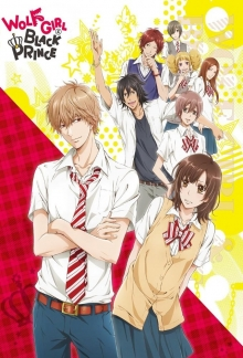 Ookami Shoujo to Kuro Ouji, Cover, HD, Serien Stream, ganze Folge