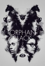 Cover Orphan Black, Poster Orphan Black