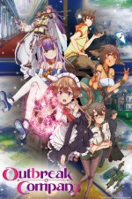 Cover Outbreak Company, Poster Outbreak Company
