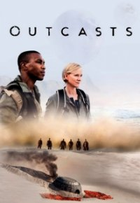 Outcasts Cover, Online, Poster