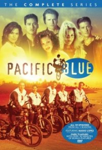 Cover der TV-Serie Pacific Blue - Die Strandpolizei