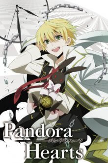 Cover der TV-Serie Pandora Hearts