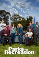Cover Parks and Recreation, Poster Parks and Recreation