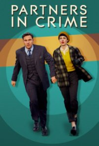 Poster, Partners in Crime (2015) Serien Cover