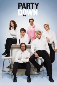 Poster, Party Down Serien Cover