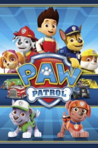Poster, PAW Patrol Serien Cover