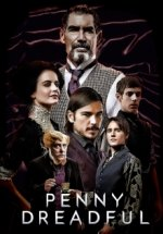 Cover Penny Dreadful, Poster Penny Dreadful