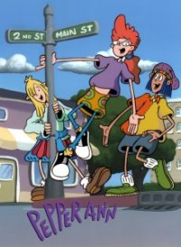 Cover der TV-Serie Pepper Ann