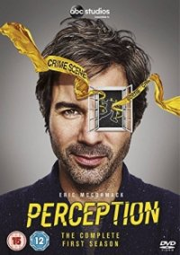 Cover der TV-Serie Perception