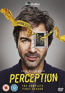 Perception, Cover, HD, Stream, alle Folgen