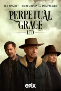 Poster, Perpetual Grace, LTD Serien Cover