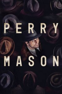 Poster, Perry Mason (2020) Serien Cover