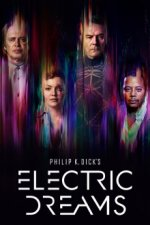 Cover Philip K. Dick's Electric Dreams, Poster Philip K. Dick's Electric Dreams