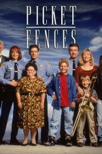 Cover Picket Fences, Poster Picket Fences