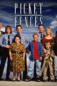 Poster, Picket Fences Serien Cover