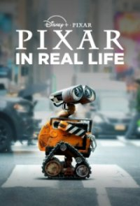 Poster, Pixar In Real Life Serien Cover