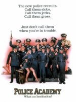 Cover Police Academy – Die Serie, Poster Police Academy – Die Serie