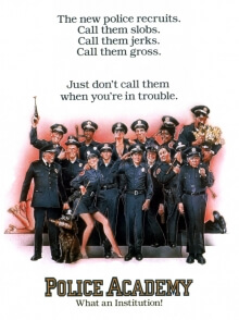Police Academy – Die Serie, Cover, HD, Serien Stream, ganze Folge