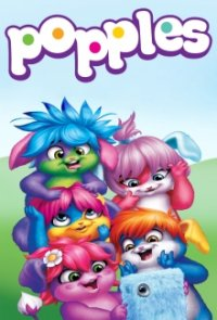 Poster, Popples Serien Cover