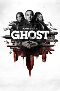 Poster, Power Book II: Ghost Serien Cover