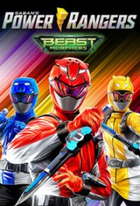 Poster, Power Rangers Beast Morphers Serien Cover