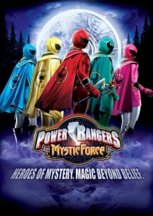 Power Rangers Mystic Force, Cover, HD, Serien Stream, ganze Folge