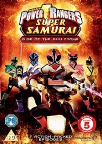 Cover Power Rangers Samurai, Power Rangers Samurai