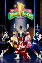 Cover Power Rangers, Poster Power Rangers