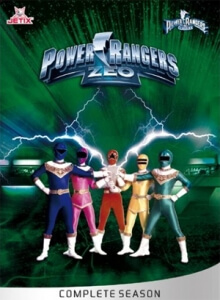 Power Rangers Zeo, Cover, HD, Stream, alle Folgen
