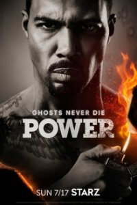 Cover der TV-Serie Power